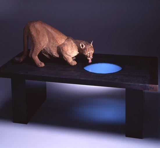 月夜のテーブル Cougar
